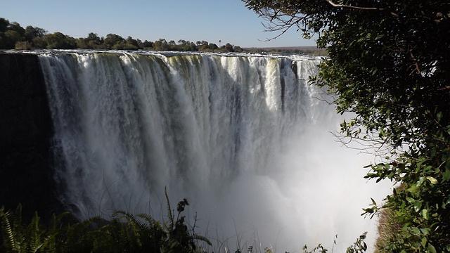 Victoria Falls Main Falls